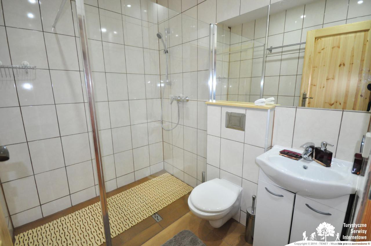 domek 2  łazienka