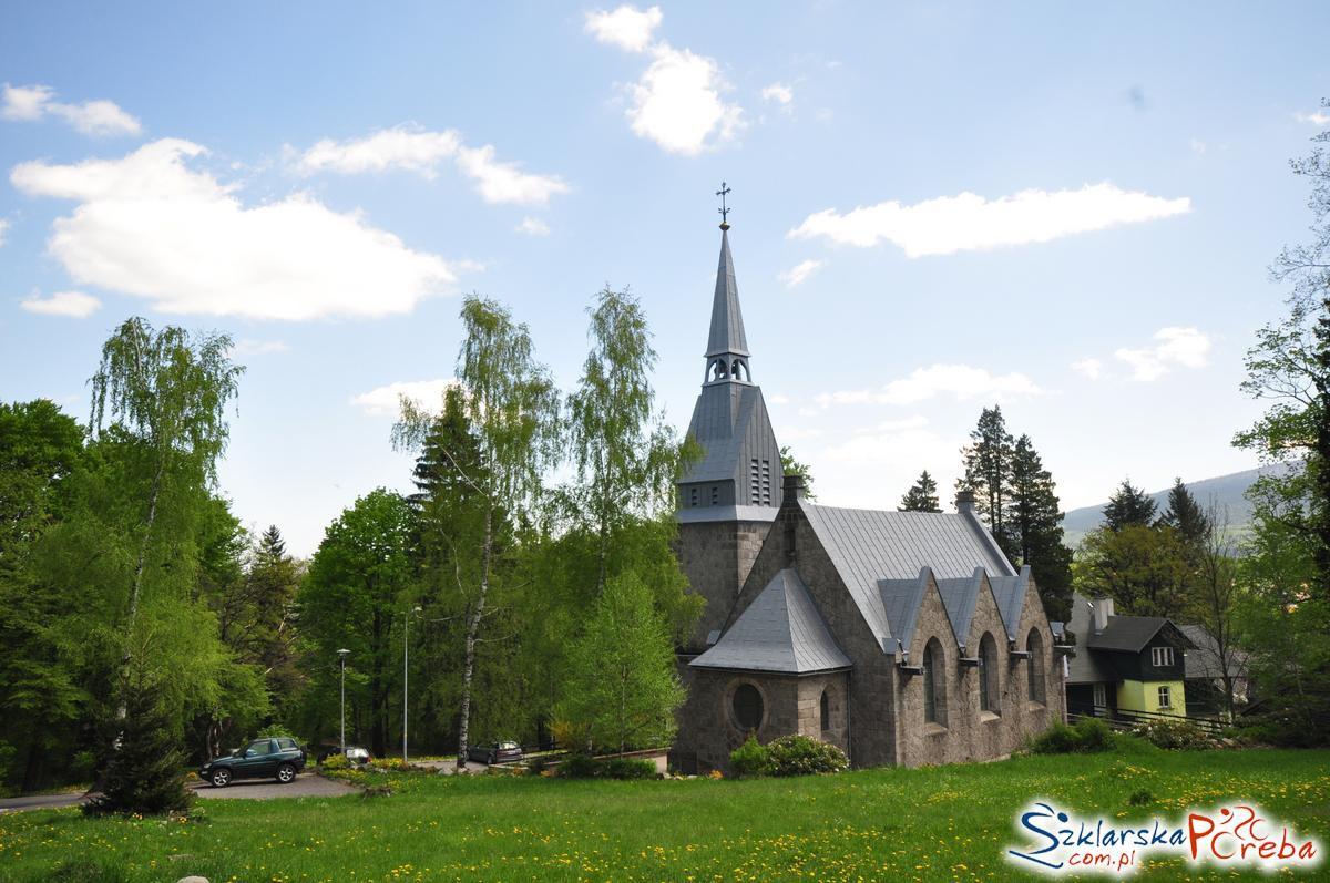 Kościół p.w. św. Maksymiliana Marii Kolbe