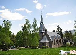 Kościół p.w. św. Maksymiliana Marii Kolbe | fot. TENET