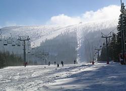 Kompleks narciarski Śnieżka | fot. Tenet