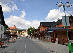 Centrum Karpacza | fot. Tenet