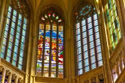 witraże-w-katedrze