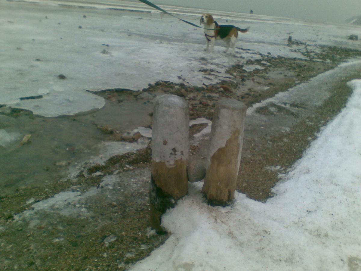 Międzyzdroje-Bałtyk-zima