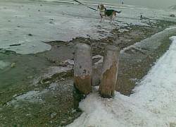 Międzyzdroje-Bałtyk-zima | fot. Huuba