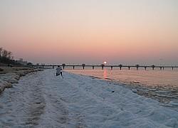Międzyzdroje-Bałtyk, inspirujące zachody słońca | fot. Huuba