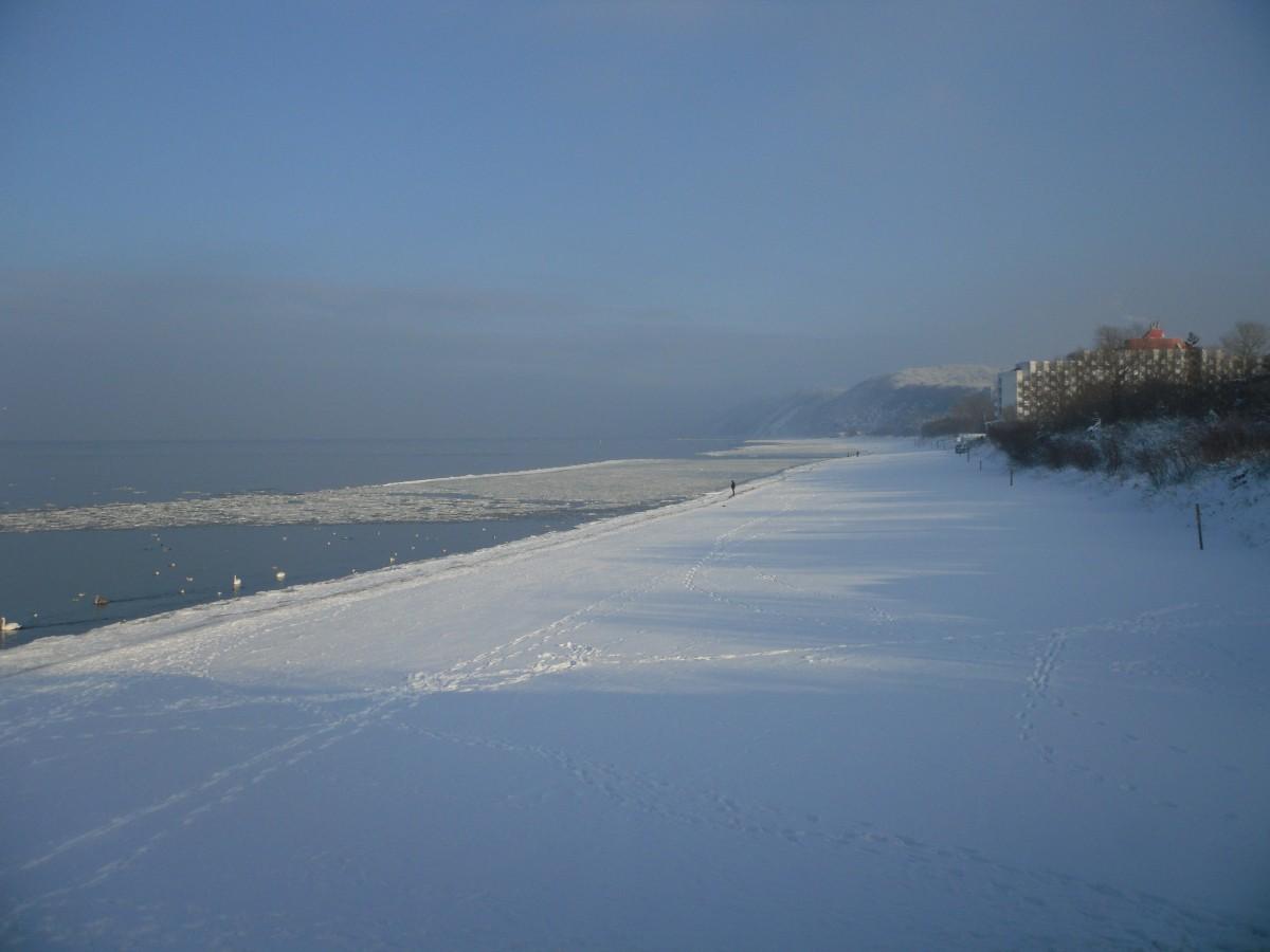 Grudniowe Słońce Bałtyku