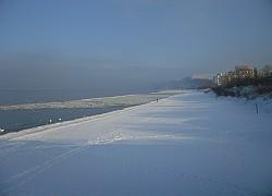 Grudniowe Słońce Bałtyku | fot. Huuba