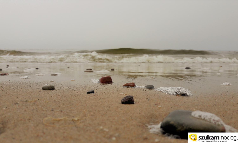 Międzyzdroje-Bałtyk-wiosna