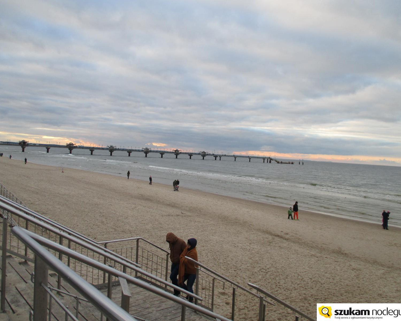 Międzyzdroje-Bałtyk-Jesień