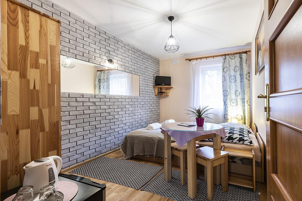Pokój 2-osobowy studio