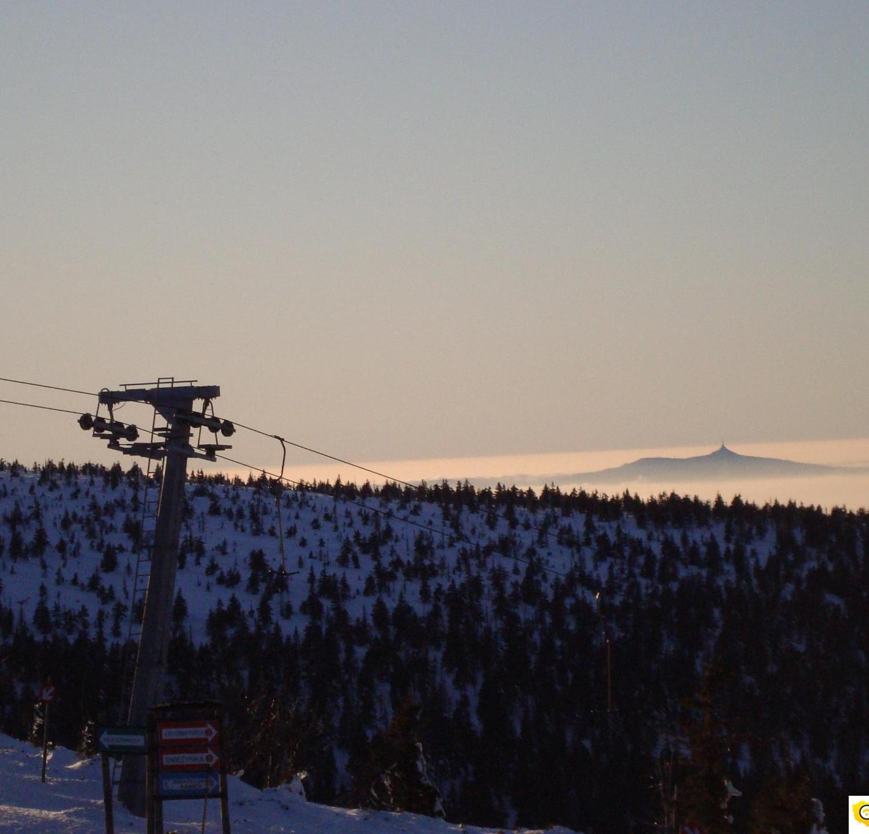 trasy narciarskie w okolicy górach izerskich