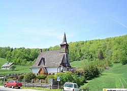 kościół w Jagniatkowie | fot. Tenet