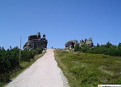 Szlak w Karkonoszach | fot. tenet