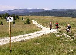 Szlaki rowerowe w Górach Izerskich | fot. Tenet