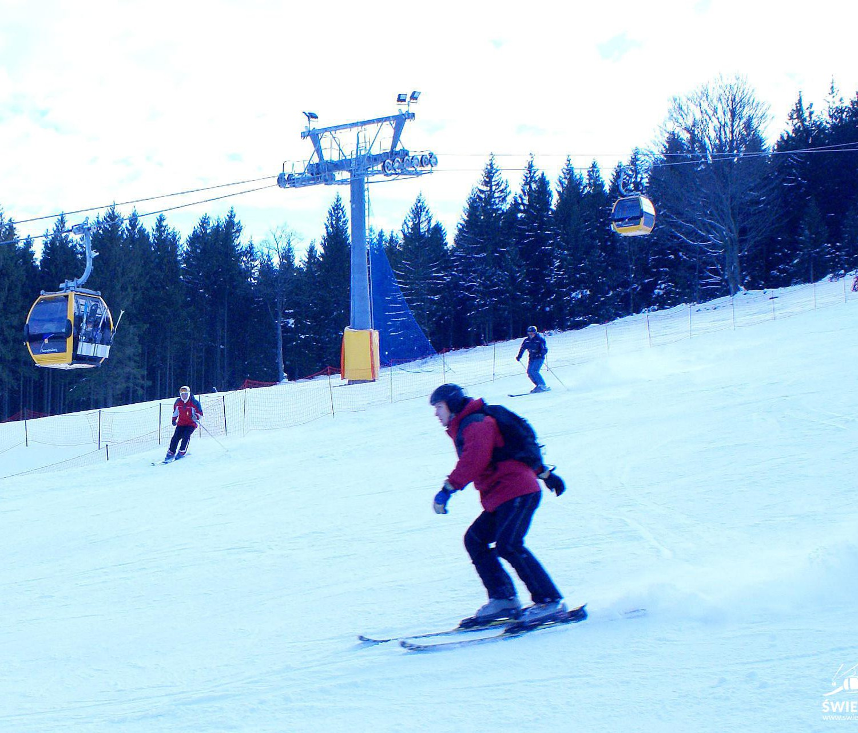 Stok narciarski  Swieradów Zdrój
