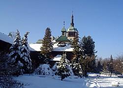Dom Zdrojowy zima - Swieradów Zdrój | fot. Tenet