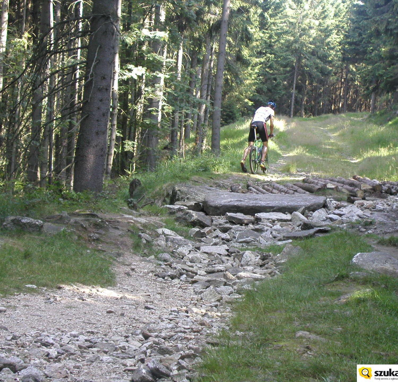 Trasy rowerowe Góry Kaczawskie