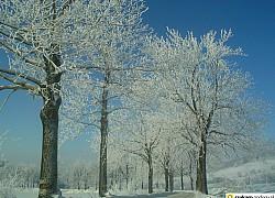 Zima w Górach Kaczawskich  | fot. Tenet