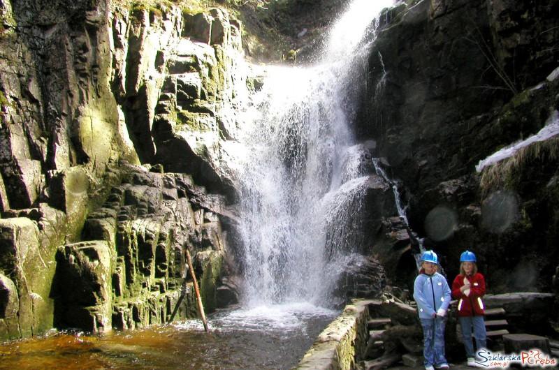 Wodospad Szklarki Szklarska Poręba