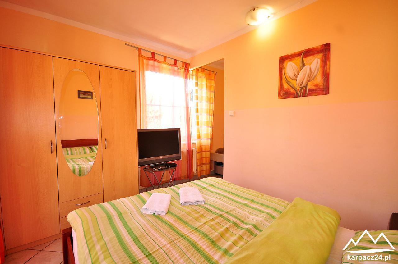 Apartament Pomarańczowy 2